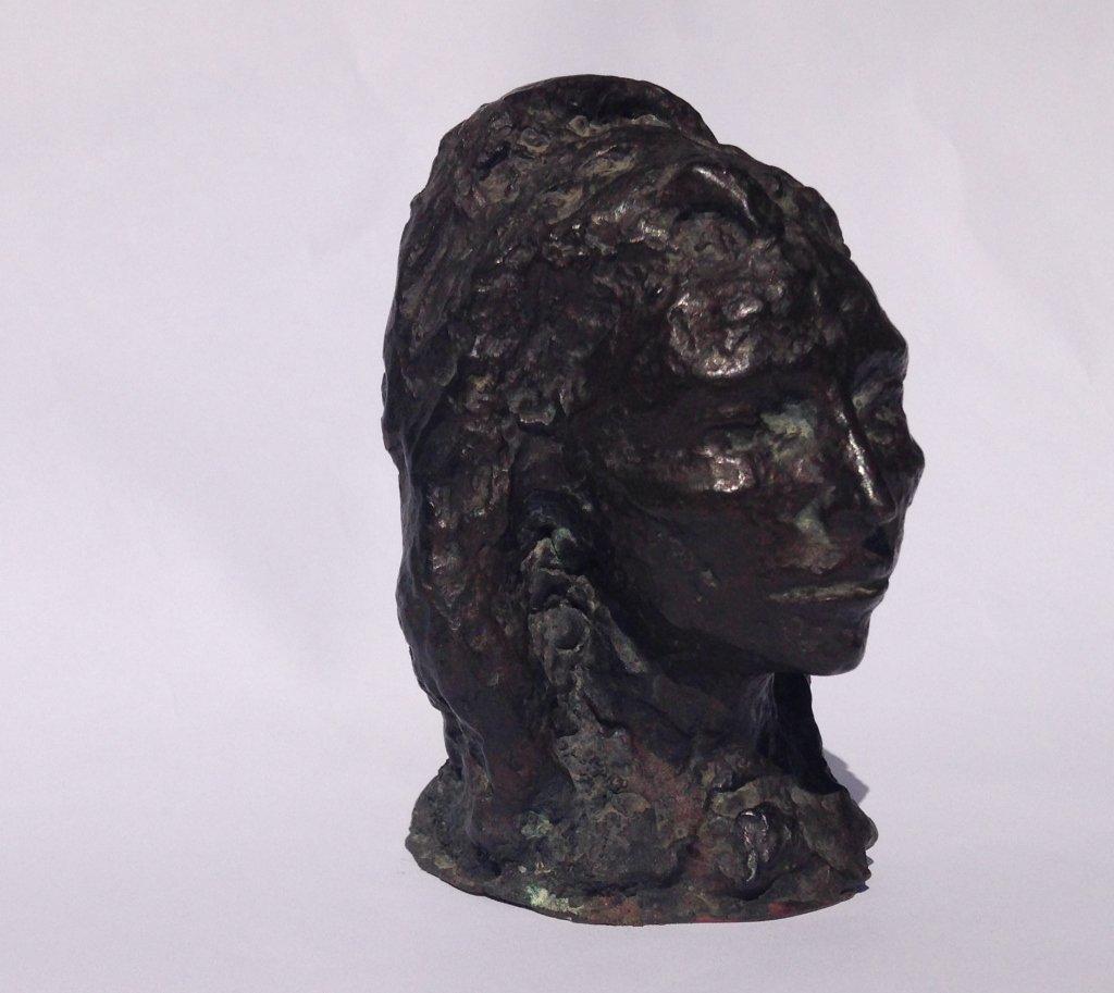 Raymond Puccinelli, Bronze Bust