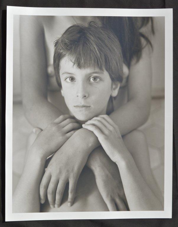 Jock Sturges, photo Valentin-Clement Ferrand.