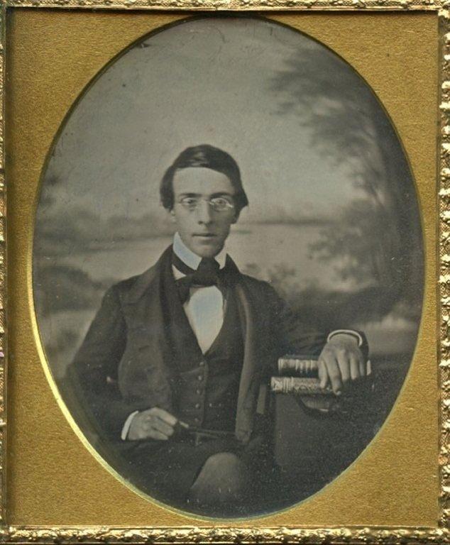 Daguerreotype by Samuel Broadbent