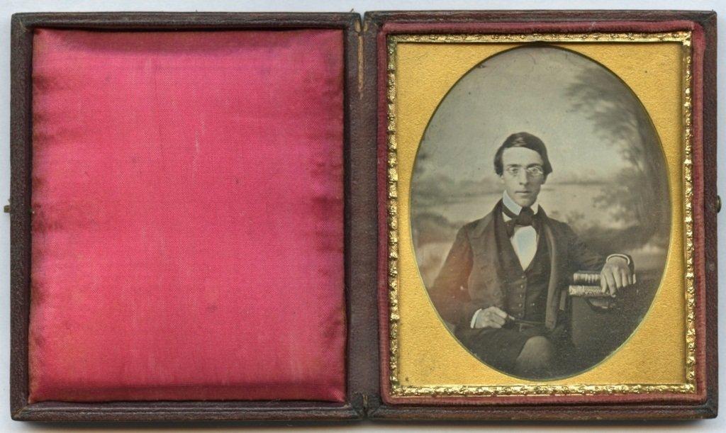 Daguerreotype by Samuel Broadbent - 2
