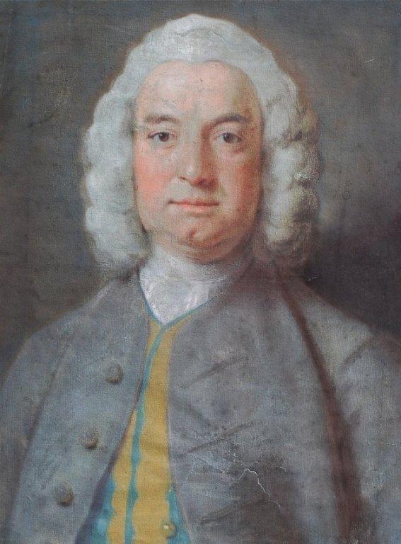 18th Century Pastel Portrait