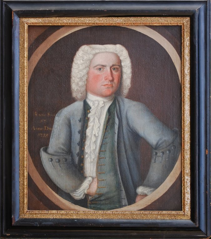 American Colonial Portrait