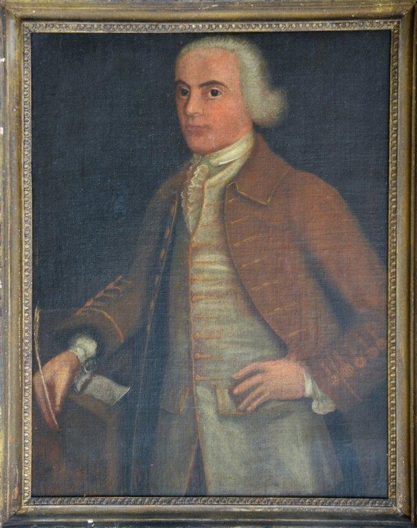 Portrait of Isaac Stoutenburgh