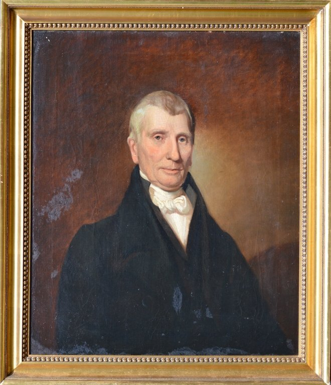 Portrait of Dr. Andrew N. McDowell