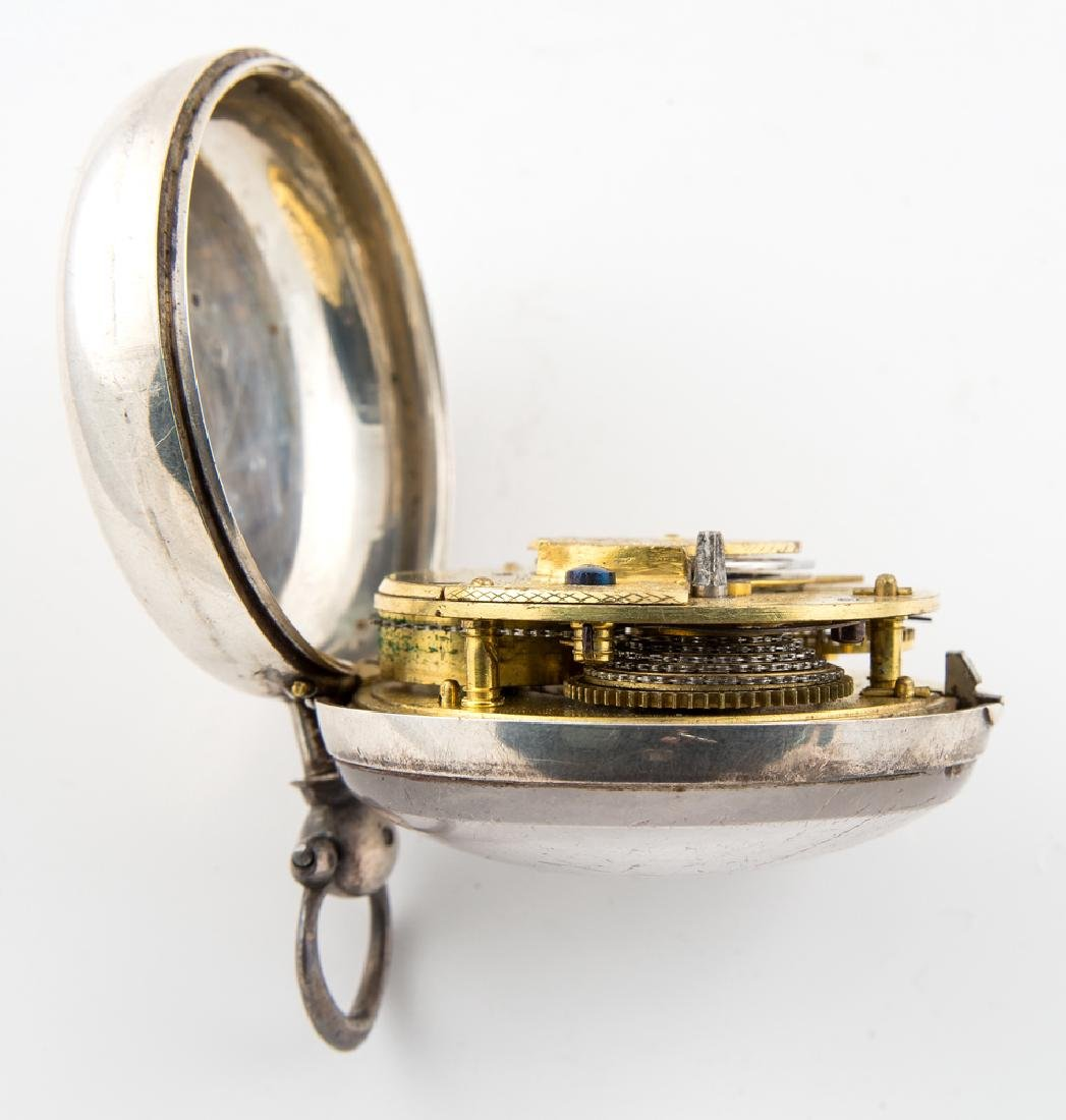 ENGLISH POCKET WATCH, ENGRAVED D.G. FARRAGUT Unknown - 5
