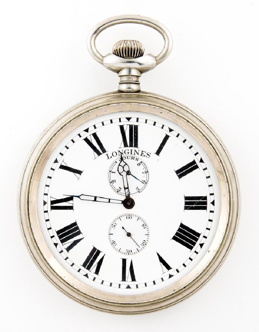NAVIGATION WATCH, U.S. NAVY Longines Wittnauer Watch