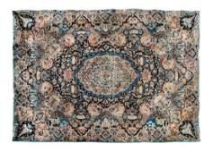 ROOMSIZE IRANIAN RUG Oriental rug, Kashmar, c.