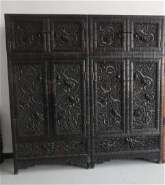 Rosewood Diao top cabinet