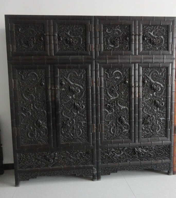 Rosewood Diao top cabinet