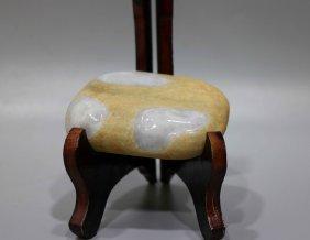 Myanmar Jade Stone Gambling Stone Number 1