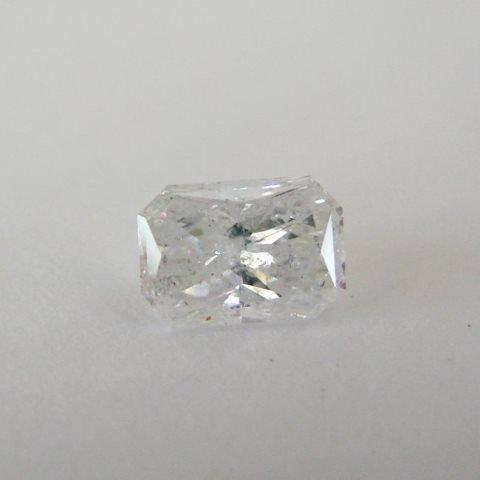 Loose Diamond Radiant Shape 1.66Ct