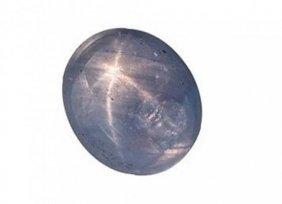 Nloose Cabochon Star Sapphire 5.45ct 9.7x9x5.5mm