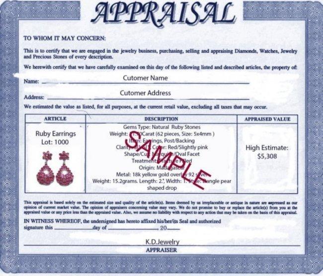 Emerald: .33CT, Diamond: .18CT, Ring Platinum - 4