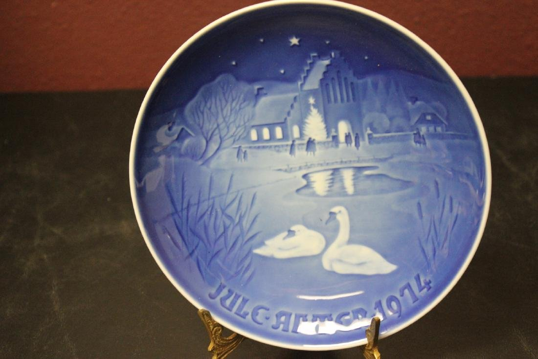 A B&G Denmark Collectors Plate