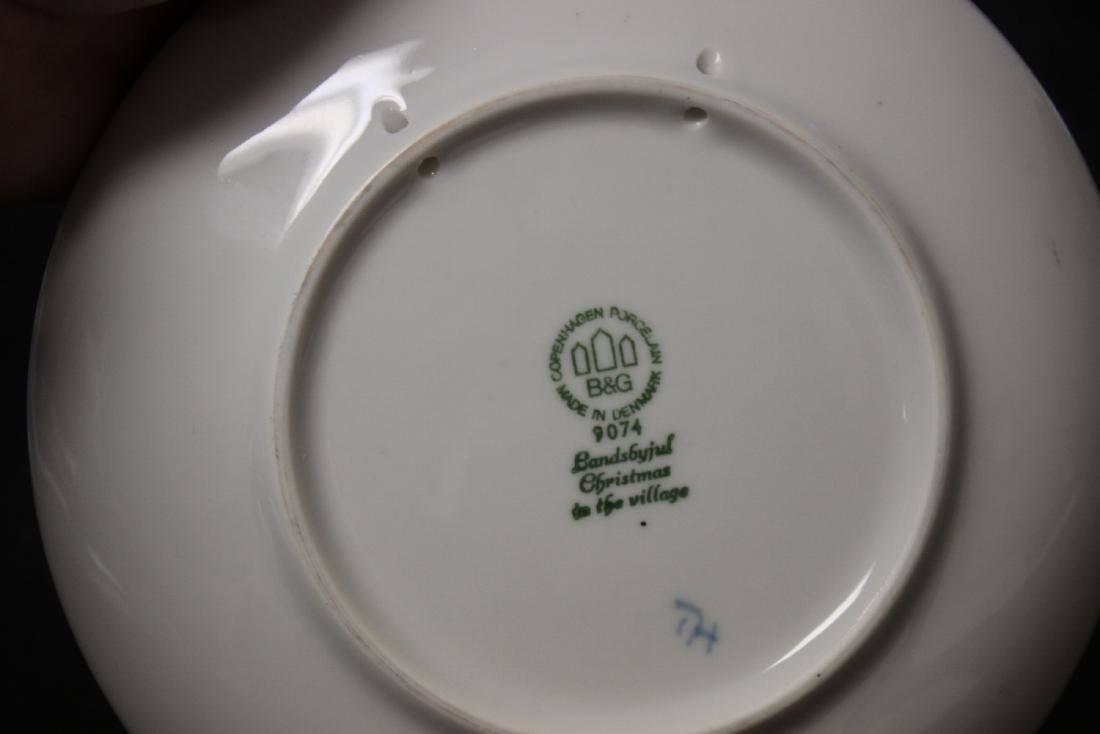 A B&G Denmark Collectors Plate - 3