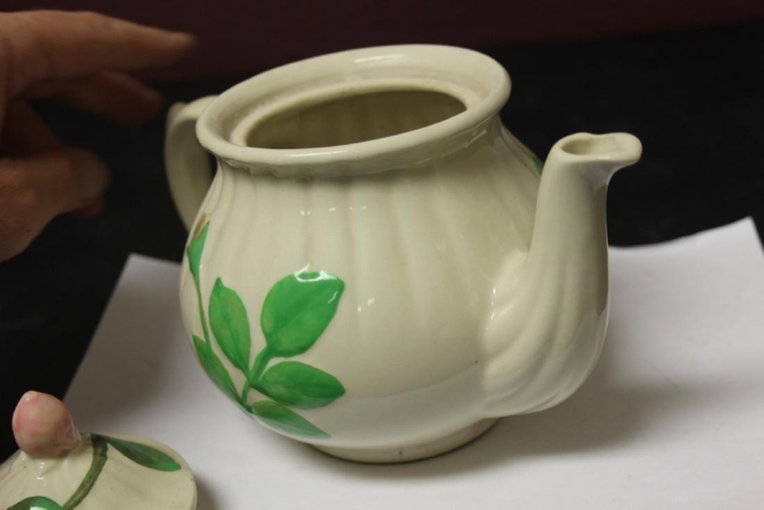 A Shawnee? Teapot Pottery - 7