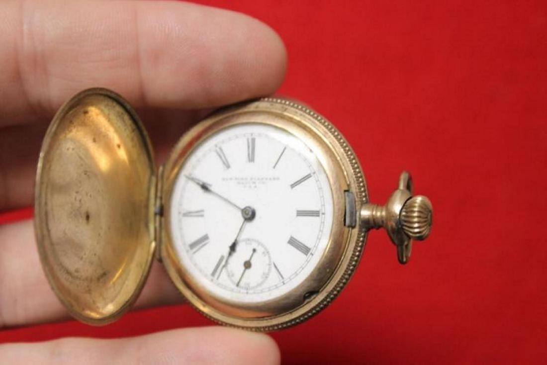 A New York Standard Watch Company Pocket Watch