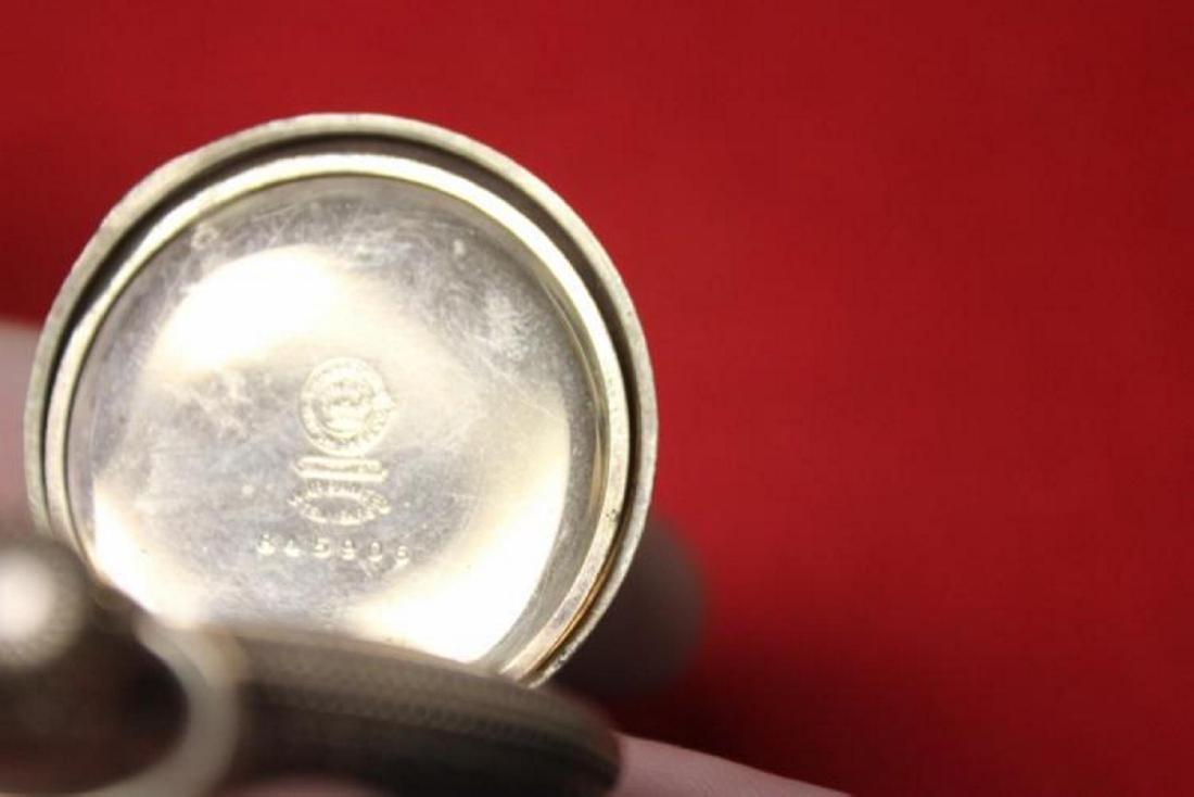 A New York Standard Watch Company Pocket Watch - 4
