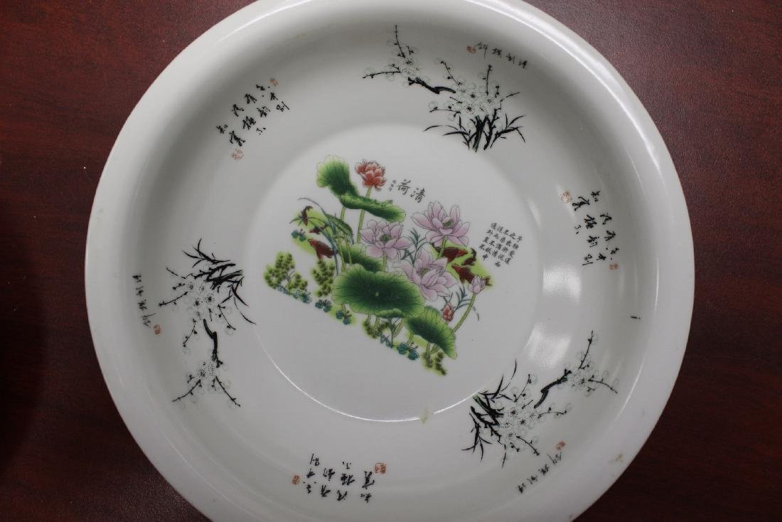 A Chinese Ceramic Bowl