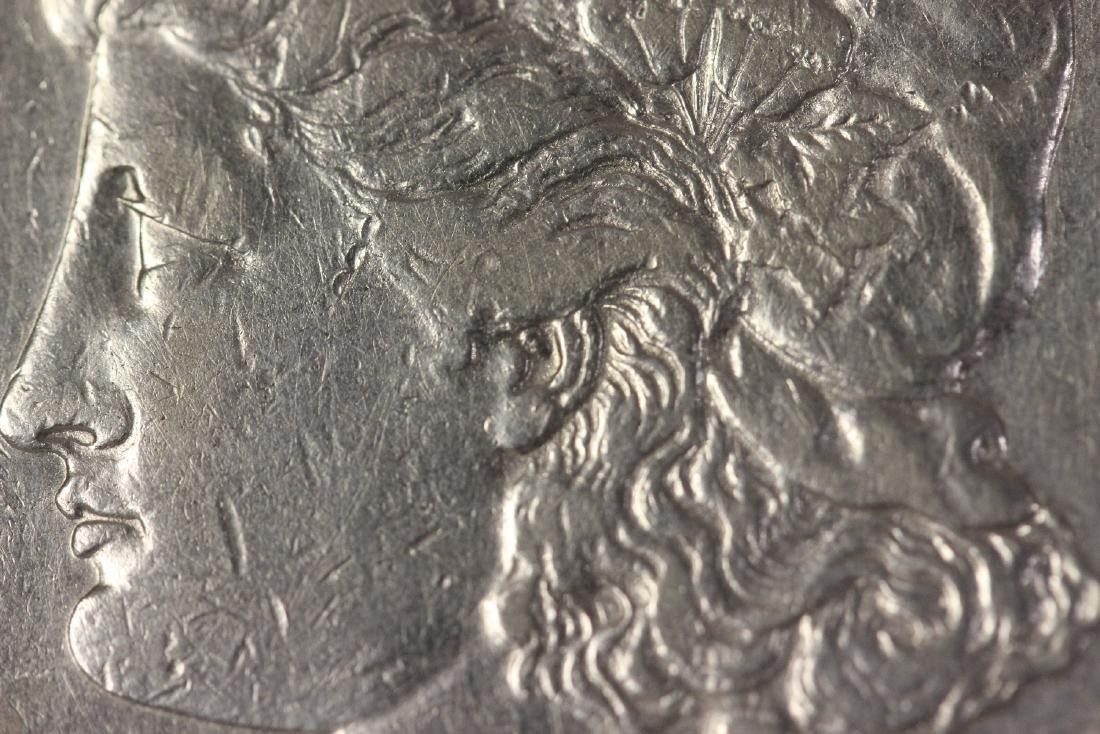 An 1883 Morgan Silver Dollar - 3