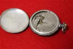 a Wattham Pocket Watch