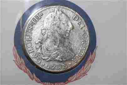 America's First Silver Dollar