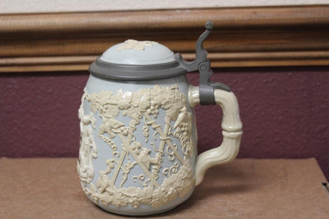 A Villeroy and Boch Mettlach Pitcher