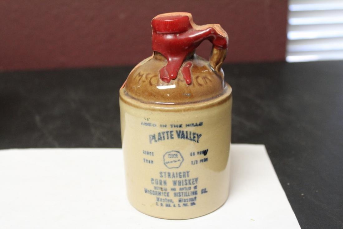 A Vintage McCormick Platte Valley Liquer Bottle