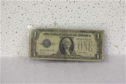 A 1928 Funny Back One Dollar Note