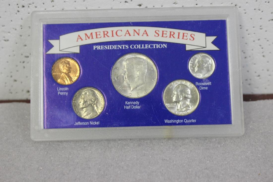 AN Americana Series 1964 Proof Set