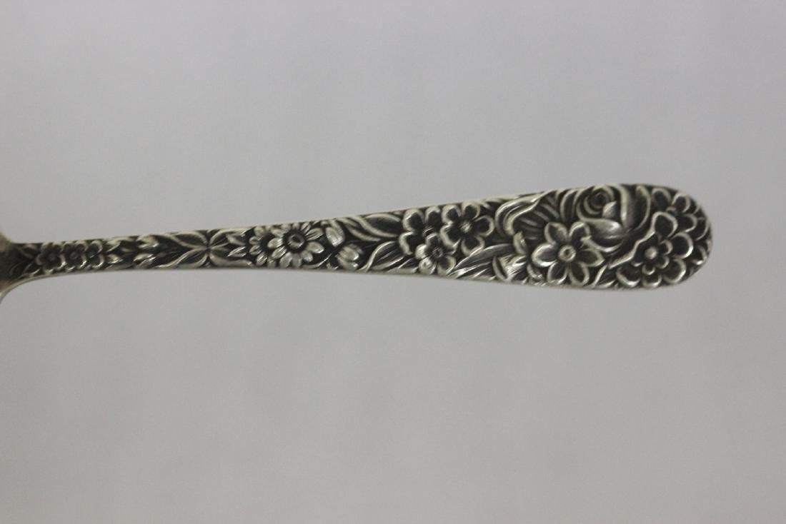 An S.Krik and Son Sterling Berry Spoon - 4
