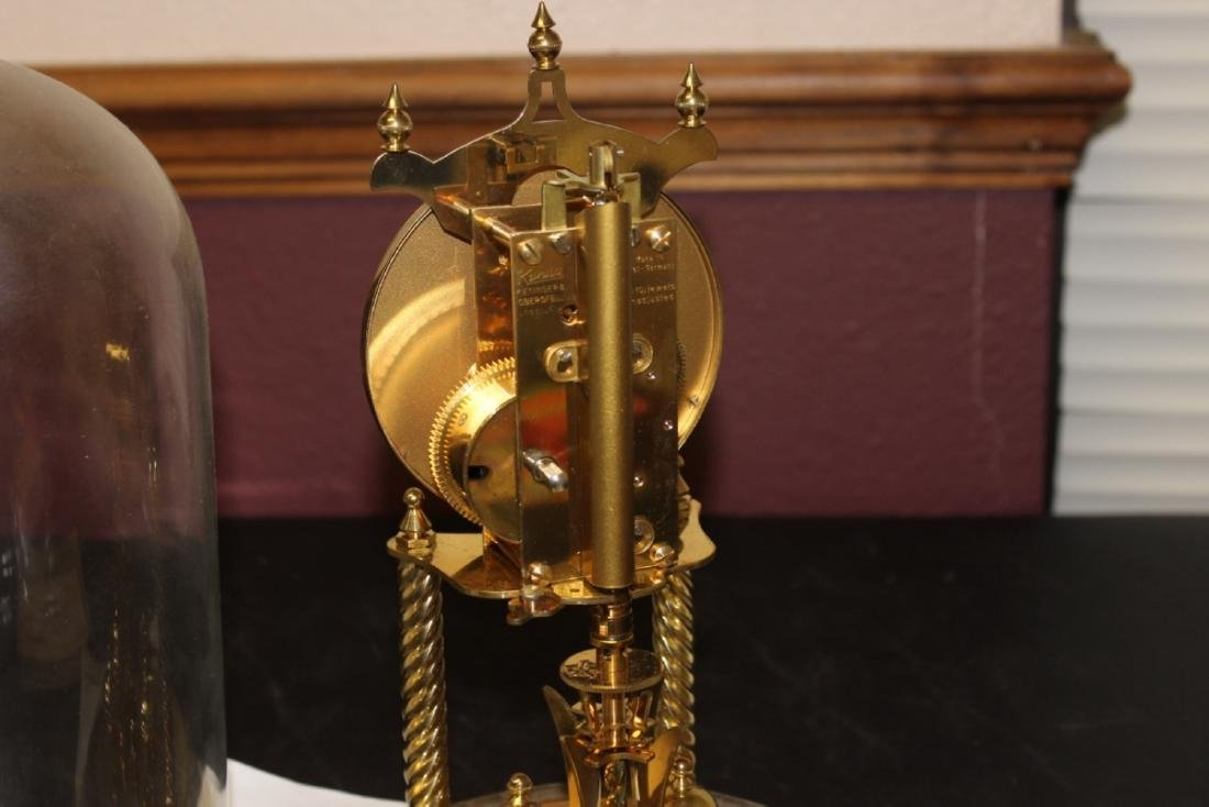 Kundo Germany 400 Days Clock with Key - 3