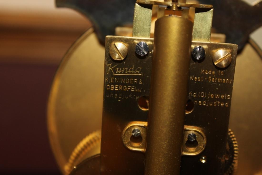 Kundo Germany 400 Days Clock with Key - 6