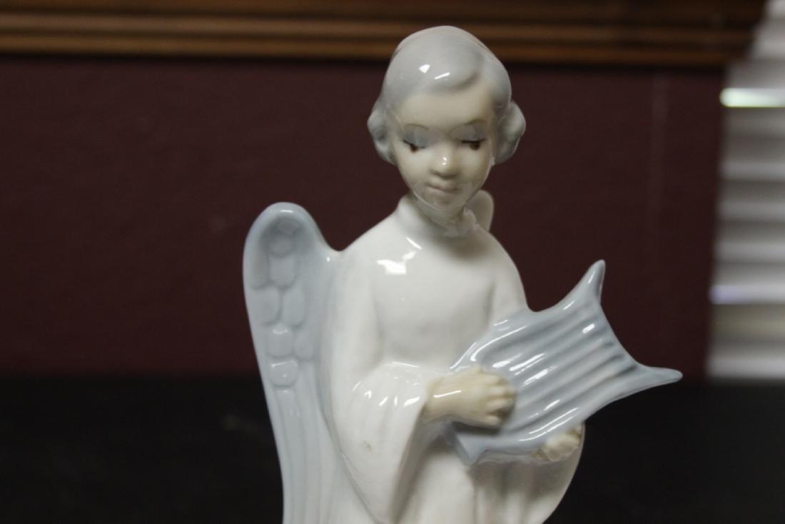 A Lladro-Style Figurine