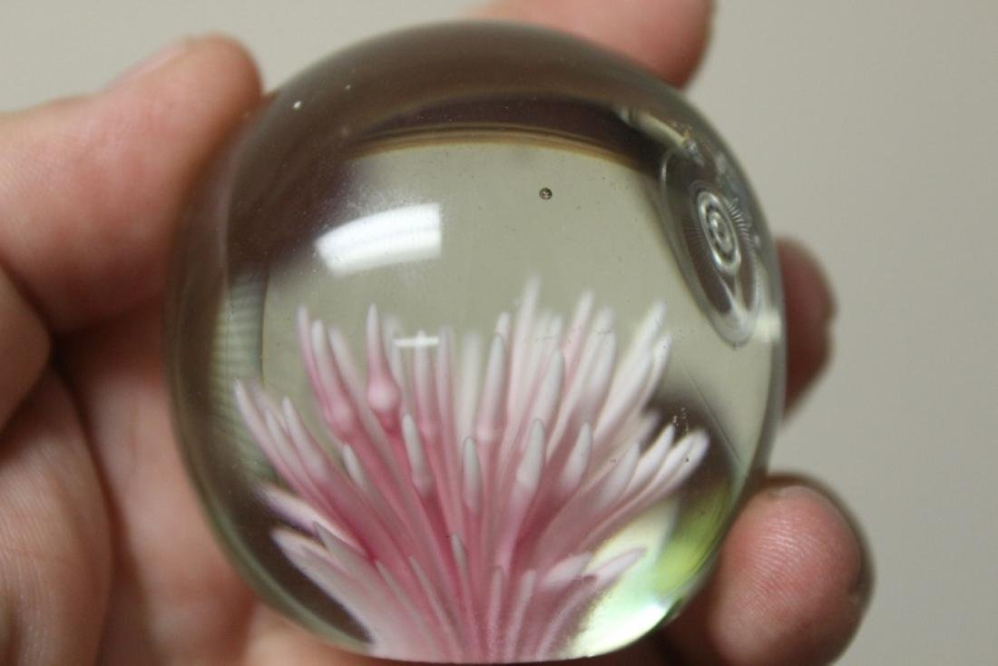 A Glass Paperweight - 4