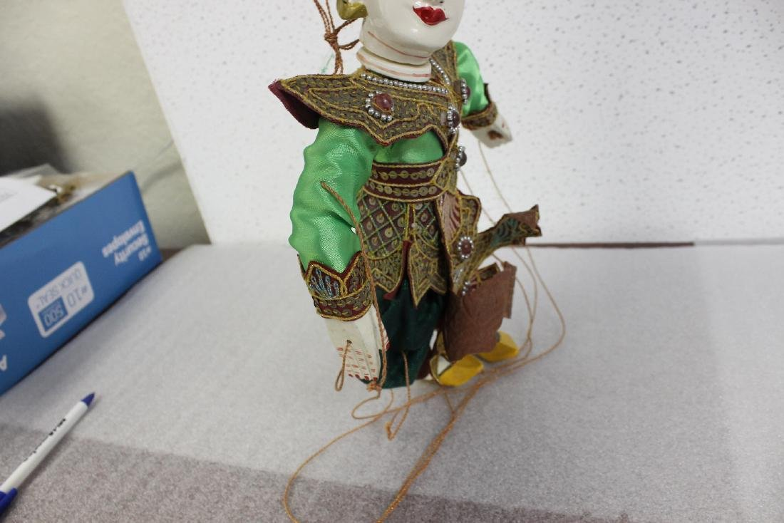 A Wooden Marionette - 2