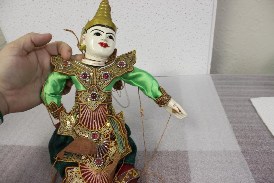A Wooden Marionette - 4