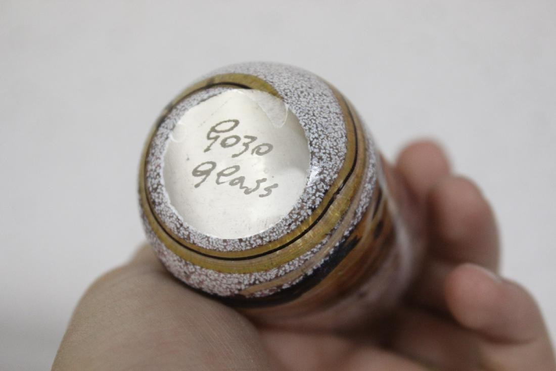Set of 3 Gozo Glass Cups - 2