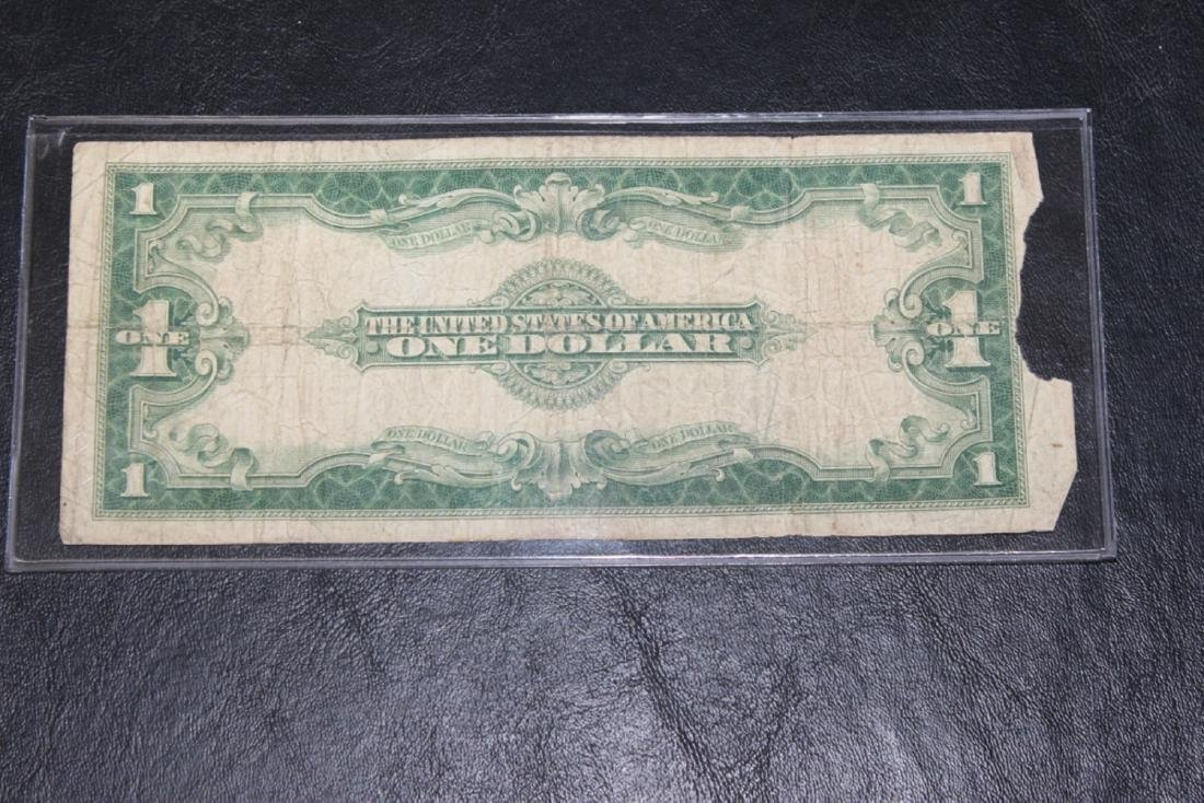 A 1923 Large $1.00 Bill - Horse Blanket - 2