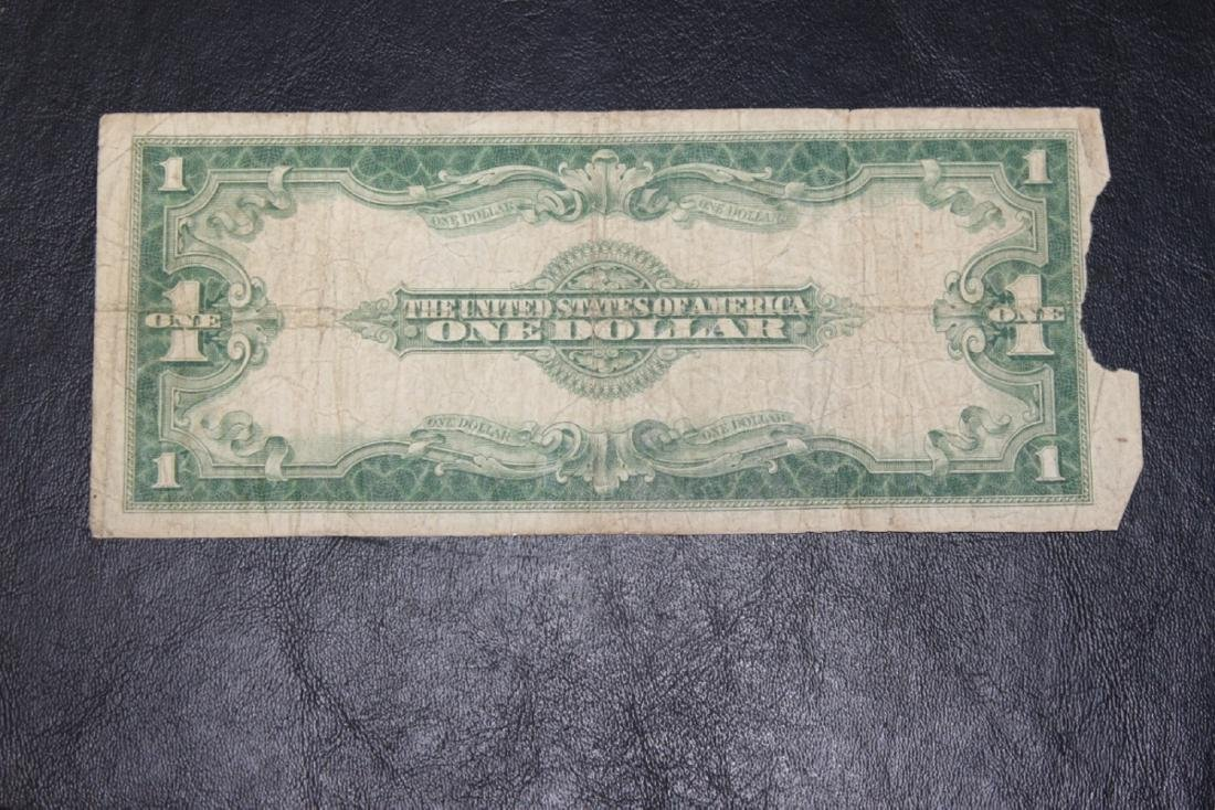 A 1923 Large $1.00 Bill - Horse Blanket - 5