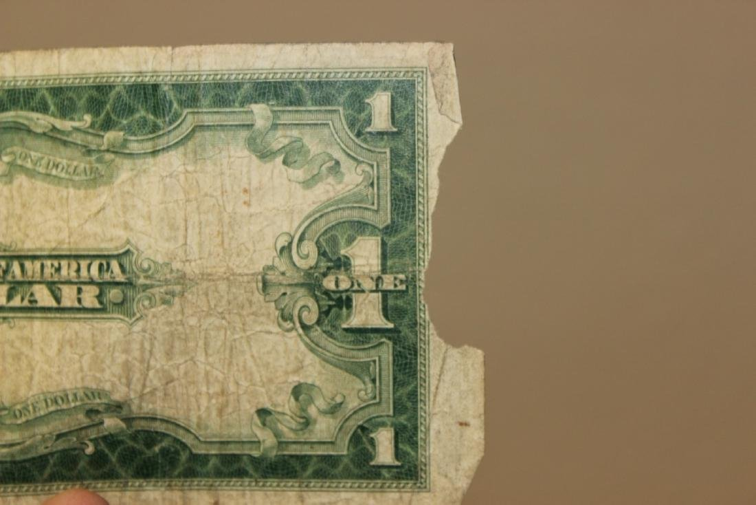 A 1923 Large $1.00 Bill - Horse Blanket - 7