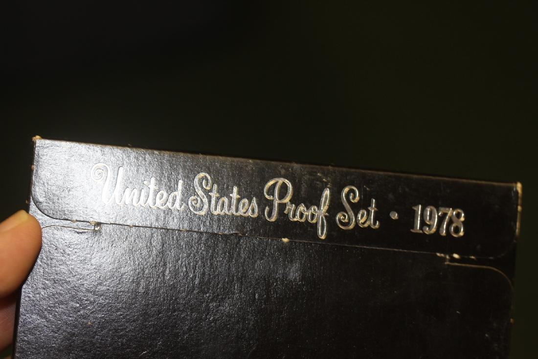 A 1978 US Mint Set - 3