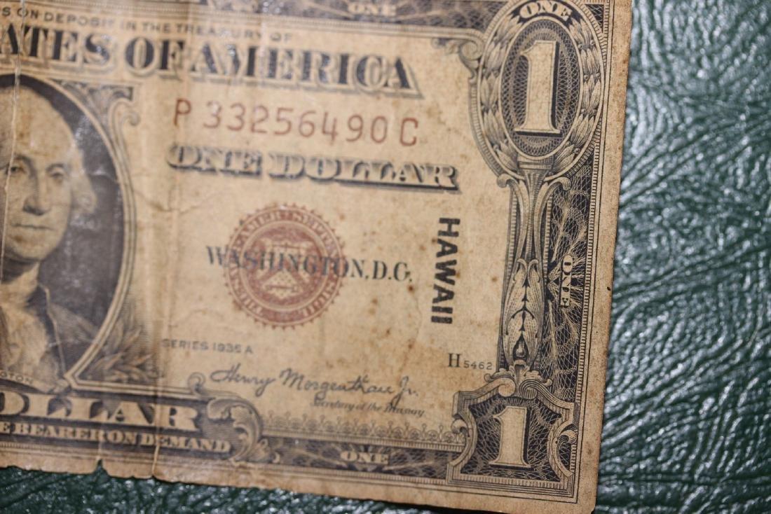 A 1935 Hawaii Note - 5