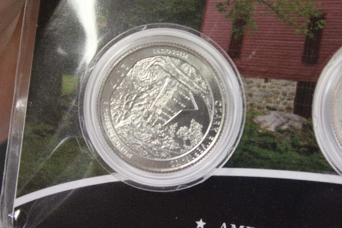 America, The Beautiful Coin Set - 2