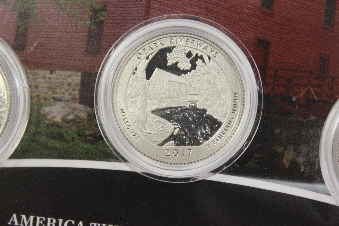 America, The Beautiful Coin Set - 3