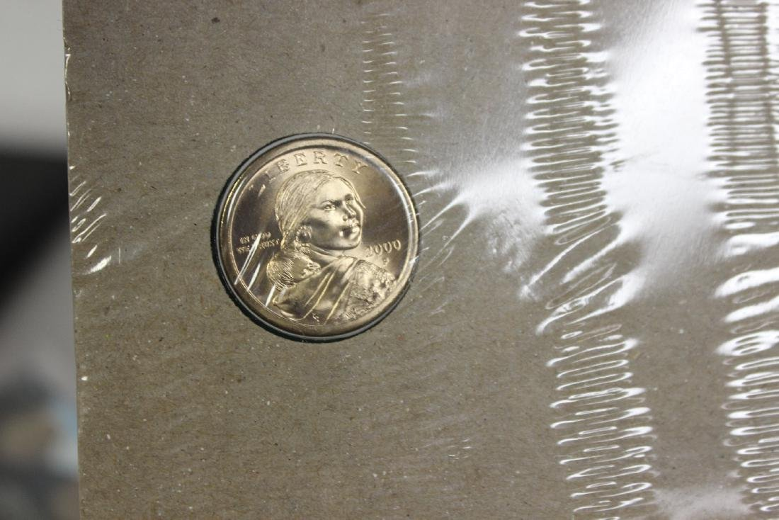 Lot of Two Coin Sets - 5