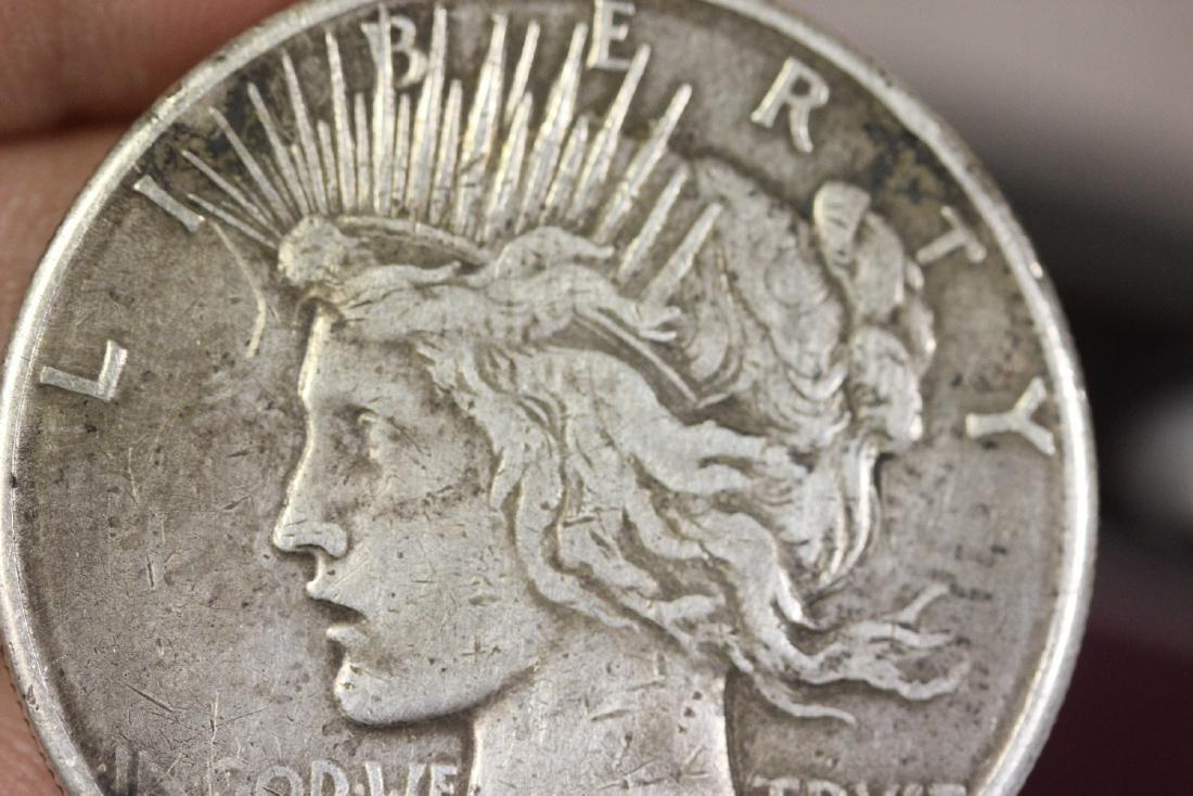 A 1922-S Peace Dollar - 3