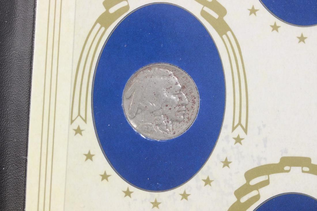 Indian Head Coin Set - 3