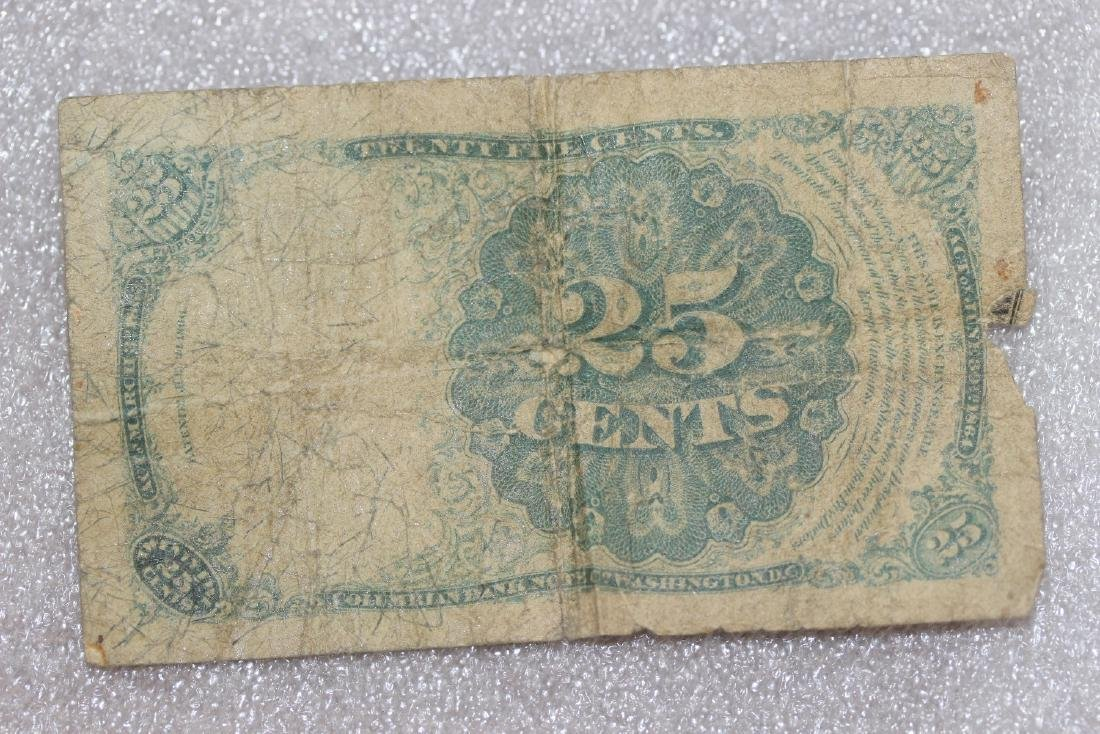 A Rare 25cent Currency - 2
