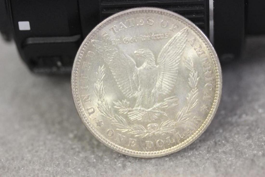 A 1903 Morgan Silver Dollar - 2